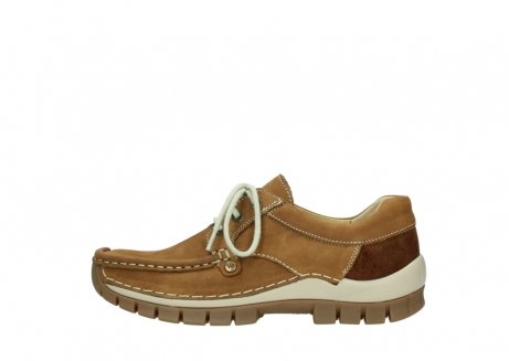 wolky lace up shoes 04708 seamy fly 10410 tobacco nubuck_1