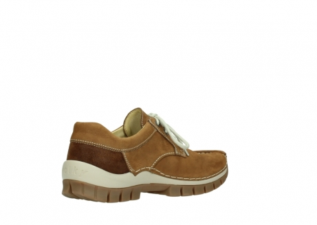 wolky lace up shoes 04708 seamy fly 10410 tobacco nubuck_10