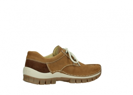 wolky lace up shoes 04708 seamy fly 10410 tobacco nubuck_11