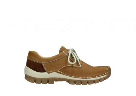 wolky lace up shoes 04708 seamy fly 10410 tobacco nubuck_13