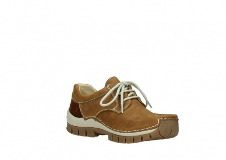 wolky lace up shoes 04708 seamy fly 10410 tobacco nubuck_16