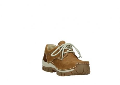 wolky lace up shoes 04708 seamy fly 10410 tobacco nubuck_17