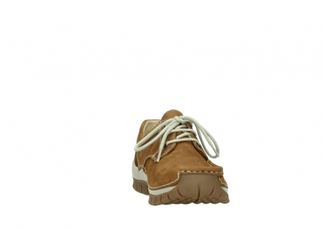 wolky lace up shoes 04708 seamy fly 10410 tobacco nubuck_18