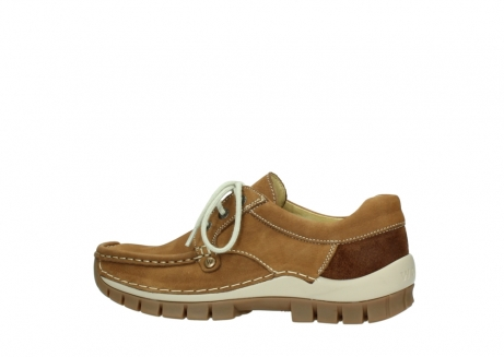 wolky lace up shoes 04708 seamy fly 10410 tobacco nubuck_2