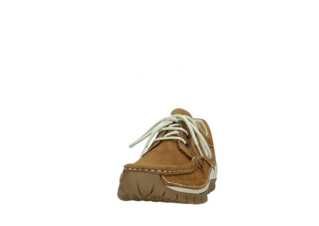 wolky lace up shoes 04708 seamy fly 10410 tobacco nubuck_20
