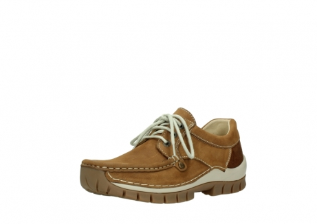 wolky lace up shoes 04708 seamy fly 10410 tobacco nubuck_22