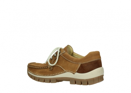 wolky lace up shoes 04708 seamy fly 10410 tobacco nubuck_3