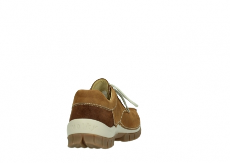 wolky lace up shoes 04708 seamy fly 10410 tobacco nubuck_8