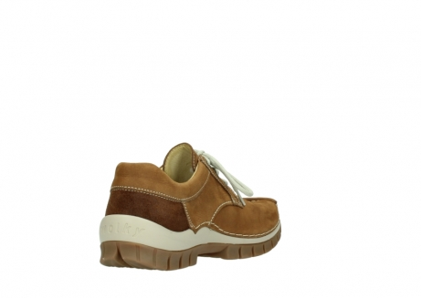 wolky lace up shoes 04708 seamy fly 10410 tobacco nubuck_9