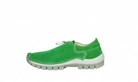wolky lace up shoes 04710 side 40740 applegreen oiled suede_13