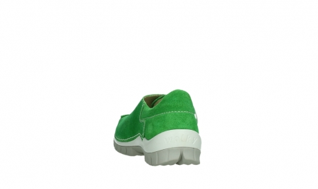 wolky lace up shoes 04710 side 40740 applegreen oiled suede_18