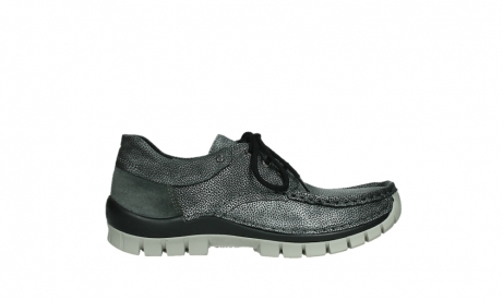wolky lace up shoes 04726 fly winter 81280 metal grey leather_1