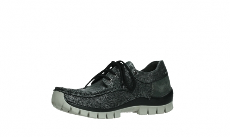 wolky lace up shoes 04726 fly winter 81280 metal grey leather_11