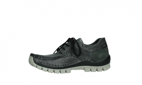 wolky lace up shoes 04726 fly winter 81280 metal grey leather_12