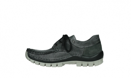 wolky lace up shoes 04726 fly winter 81280 metal grey leather_13