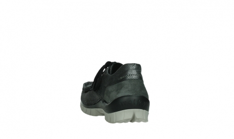 wolky lace up shoes 04726 fly winter 81280 metal grey leather_18
