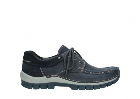 wolky lace up shoes 04750 fly men 11802 blue oiled nubuck_1