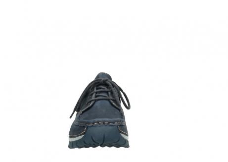 wolky lace up shoes 04750 fly men 11802 blue oiled nubuck_19