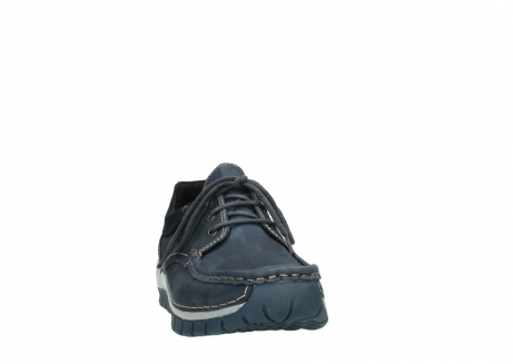 wolky lace up shoes 04750 fly men 11802 blue oiled nubuck_20