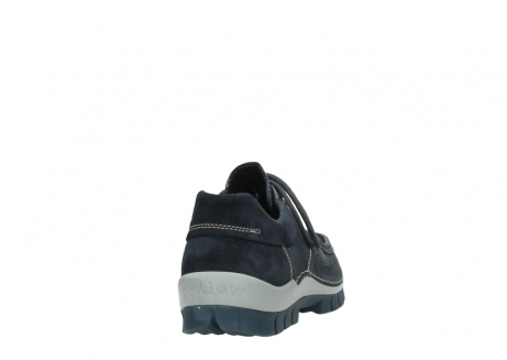 wolky lace up shoes 04750 fly men 11802 blue oiled nubuck_6