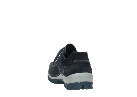 wolky lace up shoes 04750 fly men 11802 blue oiled nubuck_8