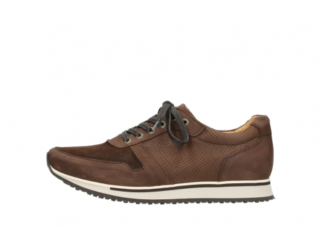 wolky lace up shoes 05850 e walk men 11430 cognac nubuck_1