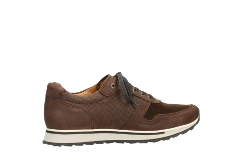 wolky lace up shoes 05850 e walk men 11430 cognac nubuck_12