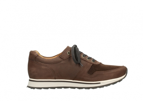 wolky lace up shoes 05850 e walk men 11430 cognac nubuck_13