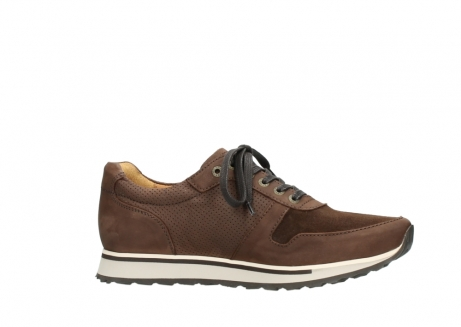 wolky lace up shoes 05850 e walk men 11430 cognac nubuck_14