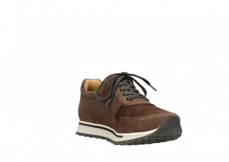 wolky lace up shoes 05850 e walk men 11430 cognac nubuck_17