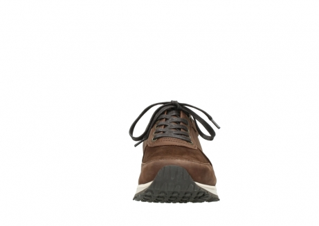 wolky lace up shoes 05850 e walk men 11430 cognac nubuck_19