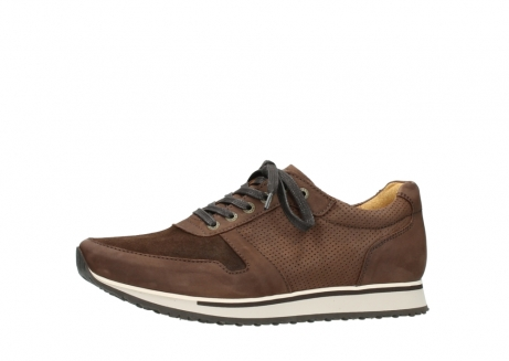 wolky lace up shoes 05850 e walk men 11430 cognac nubuck_24