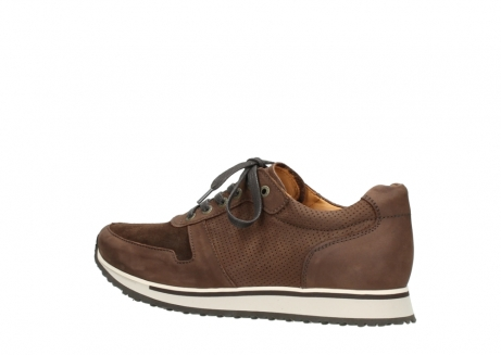 wolky lace up shoes 05850 e walk men 11430 cognac nubuck_3