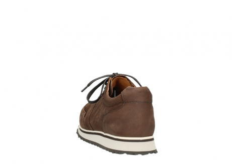 wolky lace up shoes 05850 e walk men 11430 cognac nubuck_6