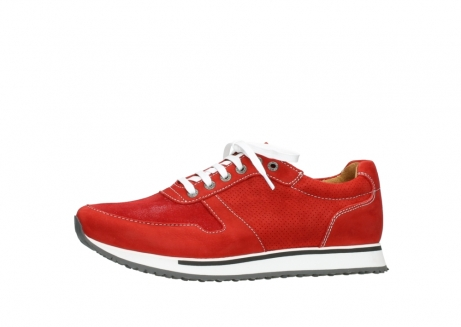 wolky lace up shoes 05850 e walk men 11570 red stretch leather_24