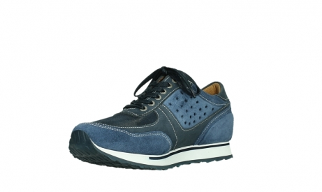 wolky lace up shoes 05851 e sneaker men 11870 blue stretch nubuck_10