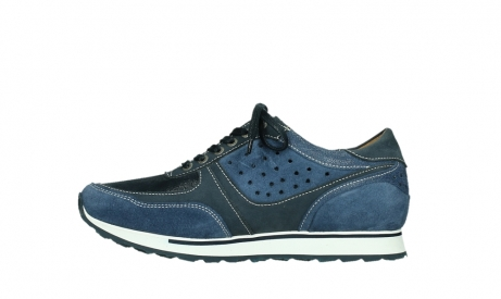 wolky lace up shoes 05851 e sneaker men 11870 blue stretch nubuck_13