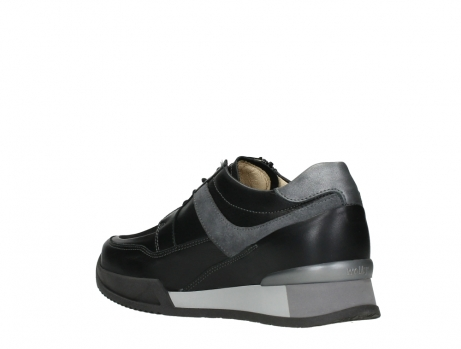 wolky lace up shoes 05880 banff 24000 black leather_16