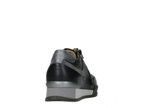 wolky lace up shoes 05880 banff 24000 black leather_20