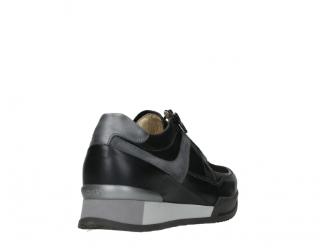 wolky lace up shoes 05880 banff 24000 black leather_21