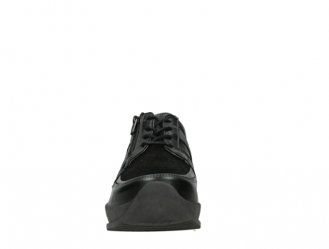 wolky lace up shoes 05880 banff 24000 black leather_7