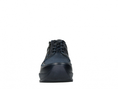 wolky lace up shoes 05880 banff 24800 blue stretch leather_7