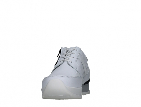 wolky lace up shoes 05882 field 20100 white leather_8