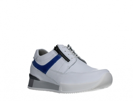 wolky lace up shoes 05882 field 20184 white jeans leather_4