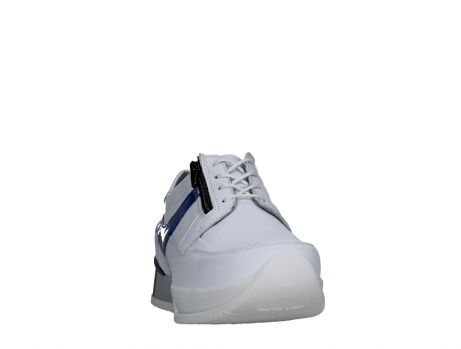 wolky lace up shoes 05882 field 20184 white jeans leather_6