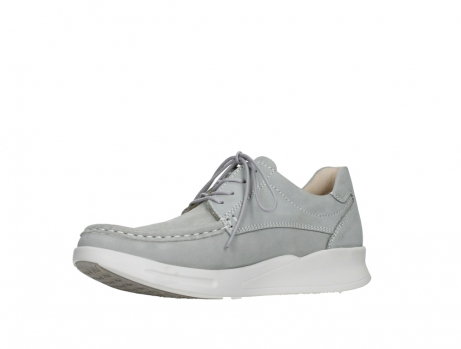 wolky lace up shoes 05901 one 10206 light grey stretch nubuck_11