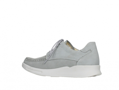 wolky lace up shoes 05901 one 10206 light grey stretch nubuck_15