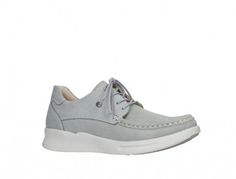 wolky lace up shoes 05901 one 10206 light grey stretch nubuck_3