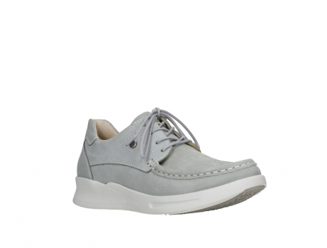 wolky lace up shoes 05901 one 10206 light grey stretch nubuck_4