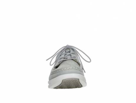 wolky lace up shoes 05901 one 10206 light grey stretch nubuck_7